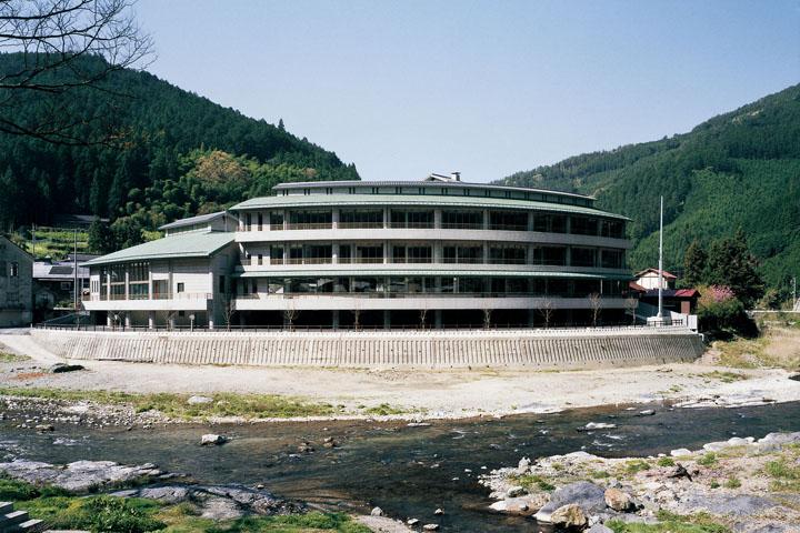 東吉野村庁舎及び住民ホール | 株式会社福本設計